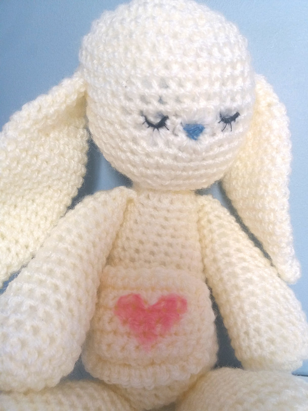 "Buy ""Willow the Bunny"" and get a Free Pattern Download"